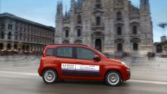 Fiat Panda di Leasys per Croce Rossa Italiana