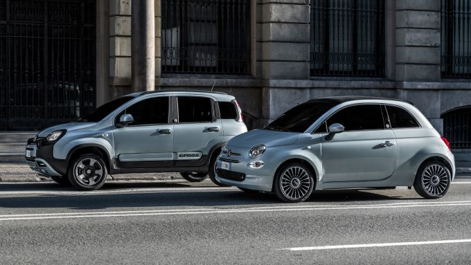 Fiat Panda e 500, arriva il D-Fence Pack