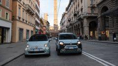 Fiat Panda e 500 D-Fence Pack, specifico finanziamento FCA Bank