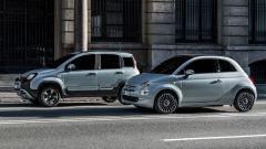 Fiat Panda e Fiat 500 ibride, motori da 70CV e sistema ibrido da 12V