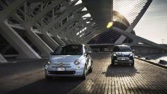 Fiat Panda e Fiat 500 ibride: ordini aperti dal 10 gennaio