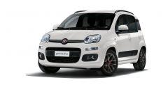 Fiat Panda Easy Hybrid: vista 3/4 anteriore