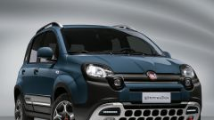 Fiat Panda Hybrid City Cross: il nuovo modello in allestimento Cross