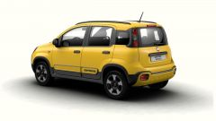 Fiat Panda Hybrid City Cross: poche modifiche a livello estetico rispetto al modello in listino fino a ottobre