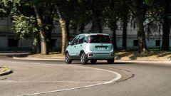Fiat Panda Hybrid City Cross: si esce dalla città per i consumi extraurbani