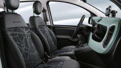 Fiat Panda Hybrid: gli interni