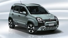 Fiat Panda Hybrid: vista di 3/4 anteriore
