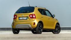 Fiat Panda Hybrid vs Suzuki Ignis Hybrid: il look della Ignis assomiglia a quello dei SUV
