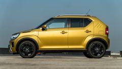 Fiat Panda Hybrid vs Suzuki Ignis Hybrid: il profilo della Ignis