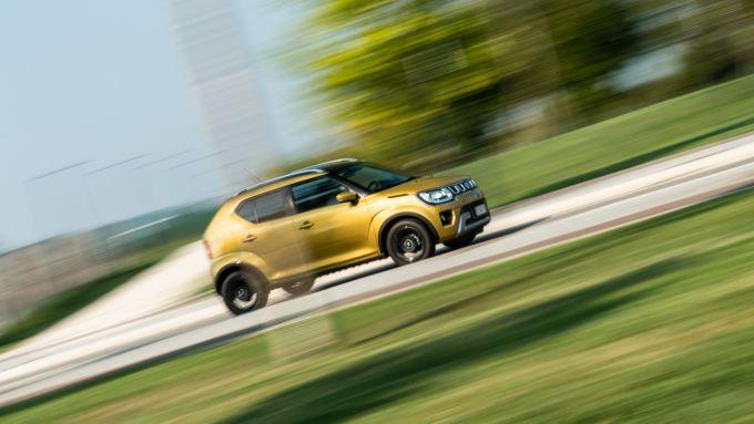 Fiat Panda Hybrid vs Suzuki Ignis Hybrid: la giapponese è vivace e consuma poco