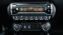 Fiat Panda Hybrid vs Suzuki Ignis Hybrid: la regolazione del climatizzatore automatico della Ignis
