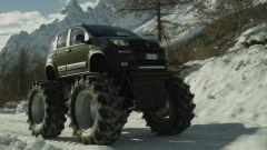 Fiat Panda Monster Truck, nuove immagini - Immagine: 7