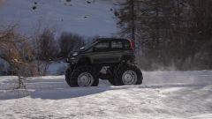 Fiat Panda Monster Truck, nuove immagini - Immagine: 10