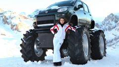 Fiat Panda Monster Truck, nuove immagini - Immagine: 1