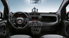 Fiat Panda MY 2017: arriva il sistema U-Connect 2.1 con dock station