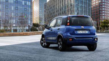Fiat Panda, prezzi da 12.550 euro