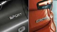 Fiat Panda Sport, Fiat Tipo Cross