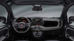 Fiat Panda Sport, gli interni