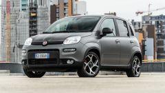 Fiat Panda Sport Hybrid: 3/4 anteriore