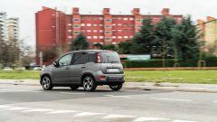 Fiat Panda Sport Hybrid all'assalto della città