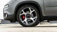 Fiat Panda Sport Hybrid: cerchi da 16 pollici