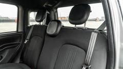Fiat Panda Sport Hybrid: divanetto posteriore