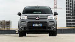 Fiat Panda Sport Hybrid: frontale