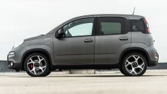 Fiat Panda Sport Hybrid: laterale