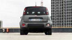 Fiat Panda Sport Hybrid: posteriore