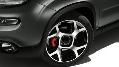 Fiat Panda Sport, i cerchi