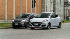 Fiat Panda Sport vs Hyundai i10 N LIne: citycar sportive a confronto - Immagine: 7