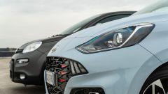 Fiat Panda Sport vs Hyundai i10 N LIne: citycar sportive a confronto - Immagine: 1