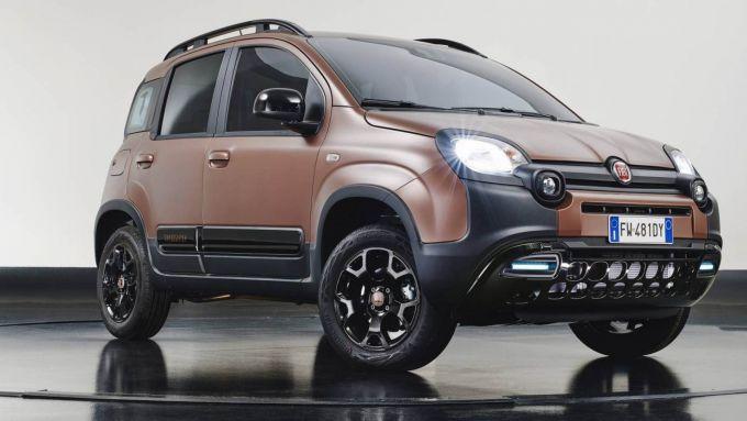 Fiat Panda, un'auto che non conosce crisi