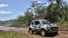 Fiat PanDakar allo Stage 1 - Dakar 2017