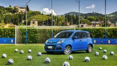 Fiat Pandazzurri: una serie speciale per Euro 2016