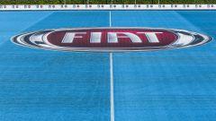 Fiat Pandazzurri:il campo di Coverciano si tinge di azzurro