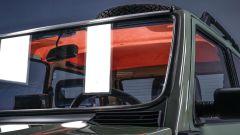 Fiat Pandino Jones: dettaglio anteriore