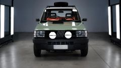 Fiat Pandino Jones: l'anteriore