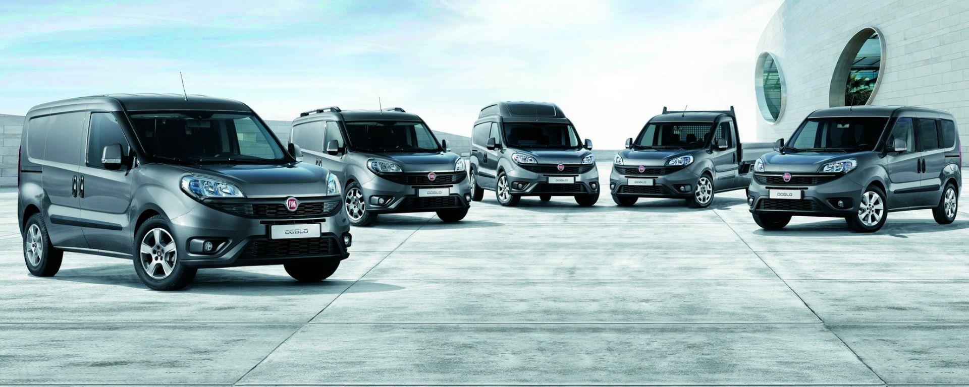 Fiat Professional: a ciascuno il suo... furgone