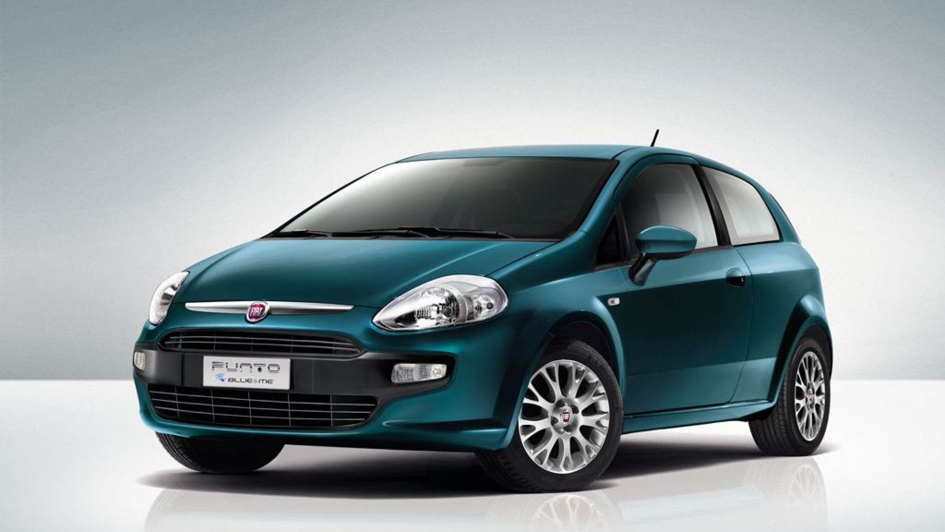 prossimamente fiat punto blue me motorbox. Black Bedroom Furniture Sets. Home Design Ideas