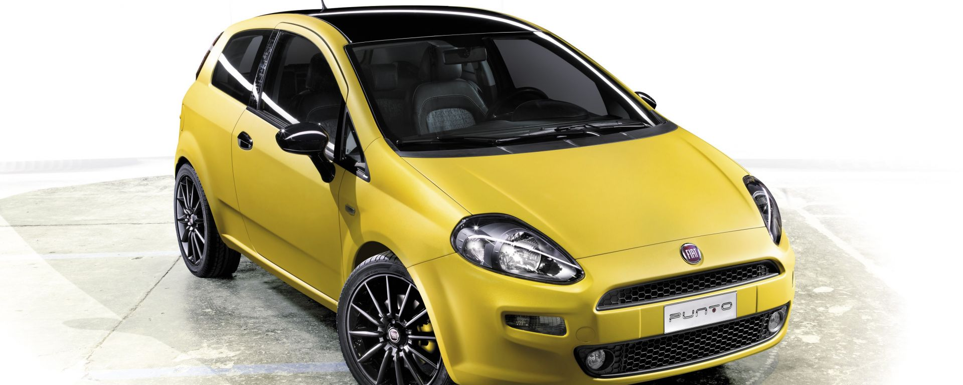 "Fiat Punto ""Born This Way"""