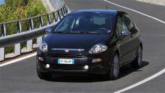 Fiat Punto Evo nera