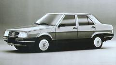 Fiat Regata 1984: il 3/4 anteriore