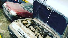 Fiat: sono state ritrovate Uno, Tipo, Tempra, Duna e un furgone Ducato