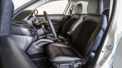 Fiat Tipo 1.4 T-Jet S-Design 5 porte benzina: i sedili anteriori