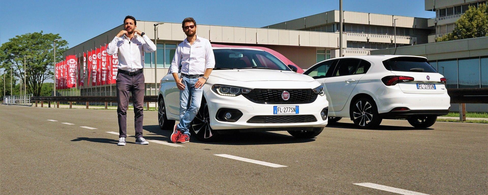 Fiat Tipo 1.6 diesel o Tipo 1.4 a benzina: quale scegliere? Vi aiutiamo noi