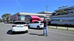 Fiat Tipo 1.6 diesel vs Tipo 1.4 a benzina: si rivedono le riprese statiche