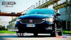 N domande su... Fiat Tipo 4 porte - Immagine: 3