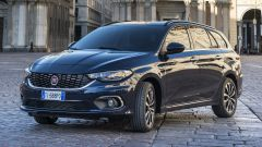 Fiat Tipo 5 porte e Station Wagon alla prova (video)  - Immagine: 15
