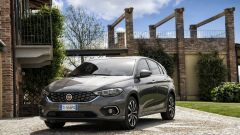 Fiat Tipo 5 porte e Station Wagon alla prova (video)  - Immagine: 27